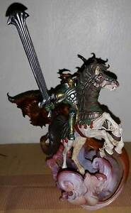 Odin Final Fantasy Master Creatures Aeon Guardian Force