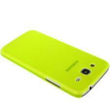 Frosted Case ultradünn in neon grün für Samsung i9150 Galaxy Mega 5.8 Rückschale