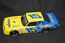 Dale Earnhardt Sr #15 Wrangler 1/24 Action 1982 Daytona Win 1979 Pontiac Ventura