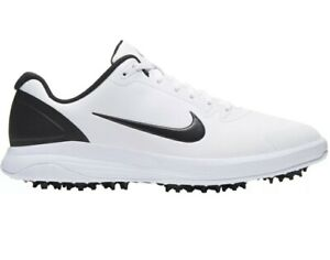 Nike Infinity G Golf Shoes Men's Sneakers White/Black CT0535-101 Size 13 Wide