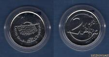 2 euro Plaqué Argent Finlande 2015 Akseli Gallen Kallela  - Finland