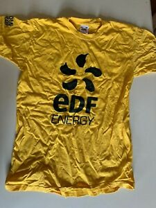 Fruit of the Loom EDF Energy London Festival of Rugby 2007 t-shirt 12-13 years