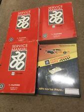 2000 Chevrolet Chevy Corvette Service Shop Repair Workshop Manual Set FACTORY +