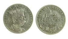 pcc2032_5) Regno Umberto I (1878-1900) Lire 2 - 1890 Eritrea R