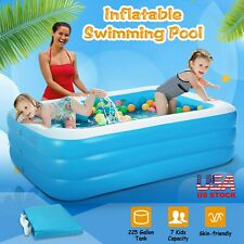 Outdoor Large Family Summer Children Inflatable Swimming Pool Play Pvc Pool Kids
