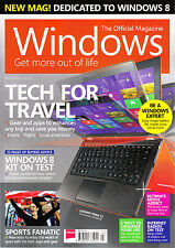 WINDOWS: THE OFFICIAL Magazine #5 March 2013 DEDICATED TO WINDOWS 8 @NEW@