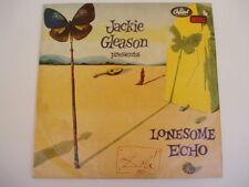 "JACKIE GLEASON - Lonesome Echo - Dali cover 10"" LP"