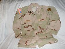 Movie Memorabilia - ALLEGIANCE - National Guard Uniform Desert Fatigues  Janczyk