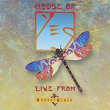 Yes Live From House Of Blues 2 x CD *SEALED* Roundabout Jon Anderson Steve Howe