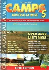 Camps Australia Wide: The Ultimate Guide for the Budget Conscious and Freedom Tr
