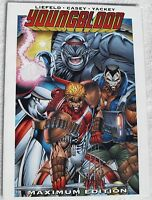 Youngblood Maximum Ed Over-Sizeed Limited Trade Paperback TPB Rob Liefeld art