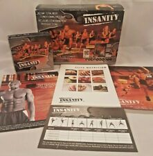 Insanity 60 Day Total Body Conditioning Program Beachbody DVDs