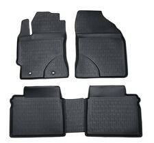 FLOORMATS CUSTOM FIT CAR MAT FOR	FORD CONNECT	2002-2015