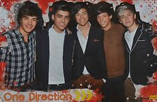 ONE DIRECTION - A3 Poster (42 x 28 cm) - Zayn Malik Clippings Fan Sammlung NEU