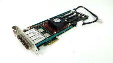 O2E-100 PCI Express Cavium OCTEON II CN68XX 64GB Packet Processor Card