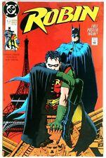 Robin #1 - 1990 - Including Poster, Batman, Tim Drake - NM