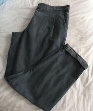 Women's . Maison Corduroy Trousers. White Stuff..... Size 14