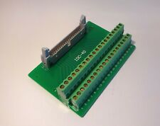 IDC-40 Male Header Connector Breakout Board Raspberry Pi Adapter