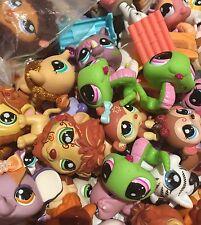 ~❤️~Littlest Pet Shop 10 MYSTERY SURPRISE RANDOM LUCKY DIP 2004/12 Pets~❤️~