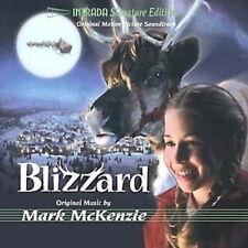 BLIZZARD / Mark McKenzie / TOP RARE LTD CHRISTMAS OST CD NEW!