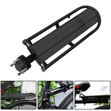 Aluminum Universal Cycling MTB Bike Bicycle Carrier Luggage Rack Shelf V Brake