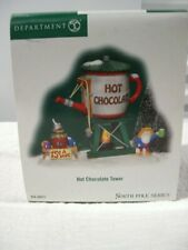 Dept 56 Hot Chocolate Tower, North Pole Series