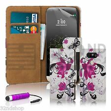 32nd Design Book Wallet PU Leather Case Cover for LG G5 (h830) Mobile Phone