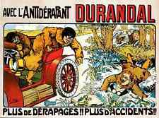 Vintage Durandal A4 Photo Print