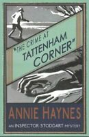 Crime at Tattenham Corner, Paperback by Haynes, Annie; Evans, Curtis (INT), B...