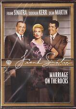 Marriage On The Rocks DVD Frank Sinatra Dean Martin Deborah Kerr BRAND NEW