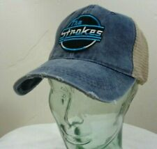 the strokes hat distressed snap back mesh trucker cap rock music alt punk pop