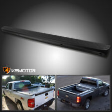 2007-2014 Silverado Sierra 1500 Black Tailgate Moulding Top Protector Cover