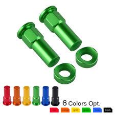 Wheel Rim Lock Nut Spacer Cap For Kawasaki KX 65 80 85 100 125 250 500 KLX 250