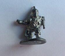 Figurine Métal NAIN Dwarf PAM 85 Oop Vintage Figure Warhammer