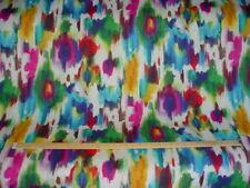 1-3/4Y Kravet Couture Delacroix 517 Paint Splatter Ikat Upholstery Fabric
