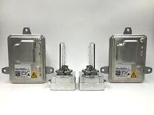 2x New OEM 13-17 Cadillac XTS HID Xenon Headlight Ballast & Philips D3S Bulb