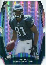 Chrome Football 2014 Rookie Die-Cut CRDC-JMA Jordan Matthews - Philadelphia