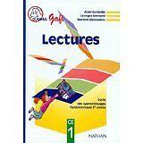 Bentolila - Lectures CE1. Cycle des apprentissages fondamentaux 3e année - 1995