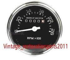 AFTERMAKET NEW TACHOMETER GAUGE CHAMBERLAIN TRACTOR - 9G 3380 4080 4280 4480