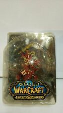 WOW WORLD OF WARCRAFT-  VALEERA SANGUINAR 15 CM- BLOOD ELF ROGUE 6""