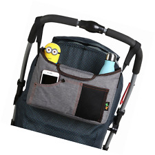 Best Universal Baby Jogger Stroller Organizer Bag / Nappy Bag with Superior Qual