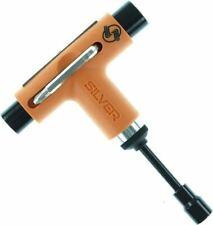 Silver Tool Neon Orange/Black