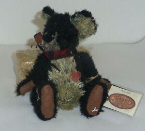 "Mopsy Black 9"" Ganz Cottage Collectibles Lorraine Chen new rat mouse CC11134"