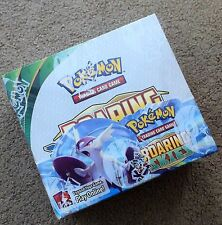 POKEMON XY ROARING SKIES BOOSTER BOX FREE SAME DAY PRIORITY MAIL SHIPPING
