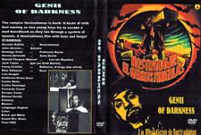 Nostradamus: Genie Of Darkness German Robles Best Of Series ~ Dvd-R Case Art!