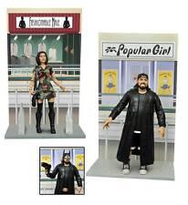 Diamond Select Renee & Silent Bob Mallrats 2 Figure Set MIB! Kevin Smith!