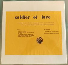 The Beatles ~ soldier of love ~ TB 1022 ~ Very Rare CBM Version ~ SEALED