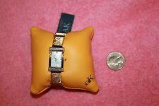 New WOT Annie Klein Luxury Diamond Collection Ladies Watch