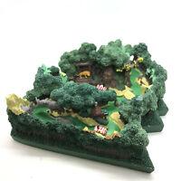 Disneyland California JUNGLE CRUISE Diorama Miniature Figure Model Toy Hobby