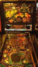 Creature From The Black Lagoon CFTBL - Lighted Pinball LED Speaker Panel - BASIC